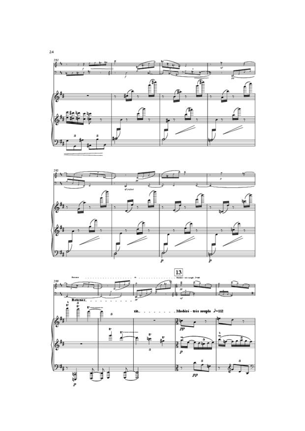 Trio, extrait 24