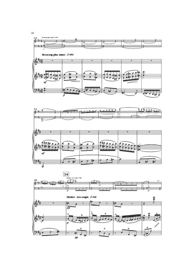 Trio, extrait 26