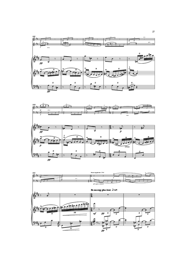 Trio, extrait 27