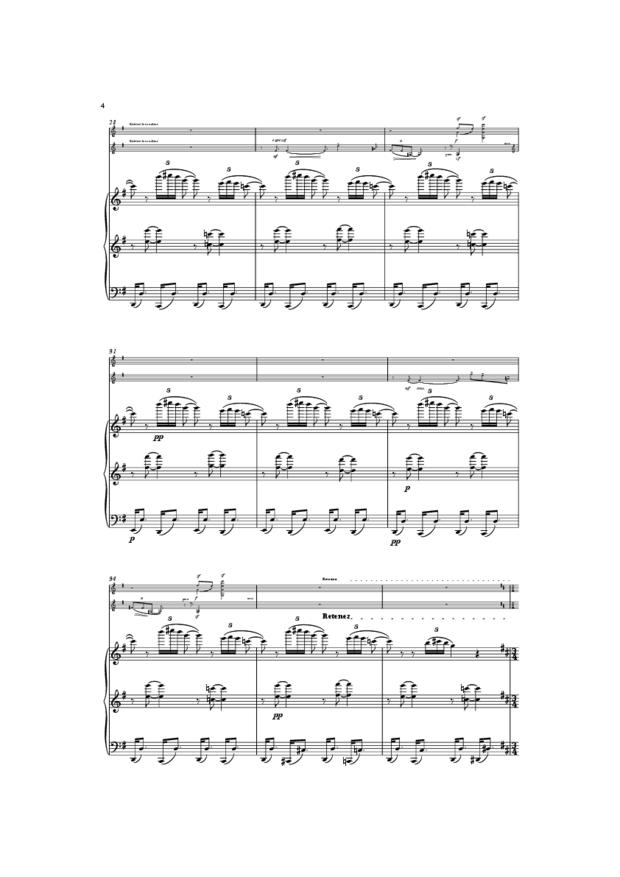 Trio, extrait 4