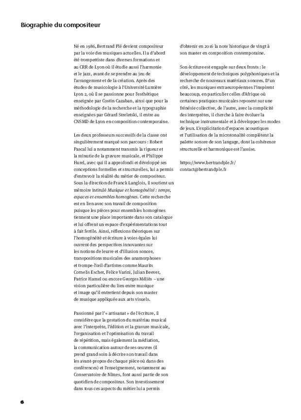 Victimæ Paschalis Laudes, extrait 6