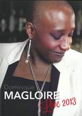 (couverture de Dominique Magloire Live)