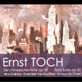 (couverture de Die chinesische Flöte op.29 – Tanz-Suite op. 30)