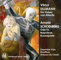 couverture de Ode to Napoleon – Der Kaiser von Atlantis