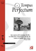 (couverture de Aux sources de la musique de film: Le Film d'Art, L'Assassinat du duc de Guise et Camille Saint-Saëns)