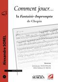 (couverture de La Fantaisie-Impromptu de Chopin)