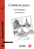 (couverture de Les Estampes de Debussy)