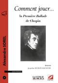 (couverture de la Première Ballade de Chopin)