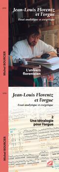 (couverture de Jean-Louis Florentz et l'orgue. Essai analytique et exégétique)