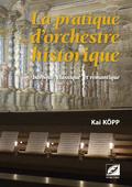 (couverture de La Pratique d'orchestre historique)