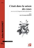 couverture de C'était dans la saison des roses