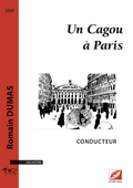 couverture de Un Cagou à Paris
