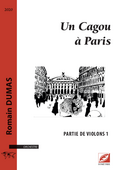 (couverture de Un Cagou à Paris)