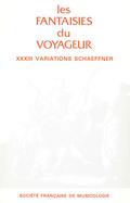 couverture de Les Fantaisies du voyageur