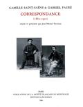 couverture de Correspondance