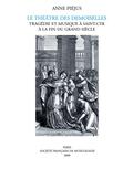 couverture de Le Théâtre des demoiselles