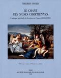 couverture de Le Chant des muses chrétiennes