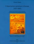 couverture de L'Association artistique d'Angers (1877-1893)