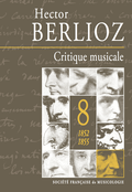 couverture de Critique musicale