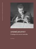 couverture de André Jolivet