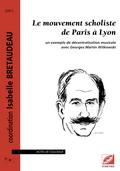 (couverture de Le mouvement scholiste de Paris à Lyon)