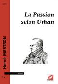 couverture de La Passion selon Urhan