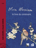 (couverture de Olivier Messiaen)