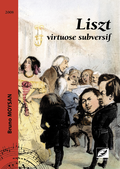 couverture de Liszt, virtuose subversif