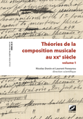 (couverture de Théories de la composition musicale au  xxe siècle)