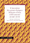 (couverture de L'invention des genres lyriques français et leur redécouverte au xixe siècle)