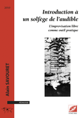 (couverture de Introduction à un solfège de l'audible)