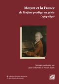 couverture de Mozart et la France