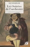 (couverture de Les Soirées de l'orchestre)