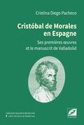 couverture de Cristóbal de Morales en Espagne