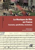 couverture de La Musique de film en France