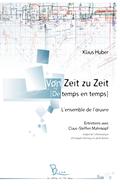 couverture de Von Zeit zu Zeit
