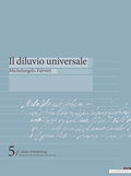 couverture de «Il Diluvio universale» de Michelangelo Falvetti