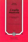 couverture de L'Oreille musicale