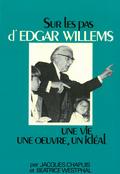 couverture de Sur les pas d'Edgar Willems