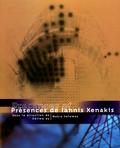 (couverture de Présences de Iannis Xenakis)