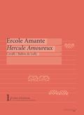 (couverture de «Ercole Amante» – «Hercule Amoureux» de Cavalli, ballets de Lully)