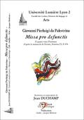 (couverture de Missa pro defunctis)