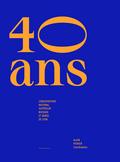 (couverture de 40 ans. Conservatoire national supérieur musique et danse de Lyon)