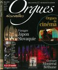 couverture de Orgues nouvelles n° 27 (Hiver 2015)