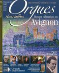 couverture de Orgues nouvelles n° 28 (Printemps 2015)