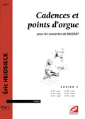(couverture de Cadences et points d'orgue)
