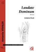 (couverture de Laudate Dominum)