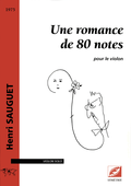 (couverture de Une romance de 80 notes)