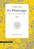 (couverture de Le Printemps)