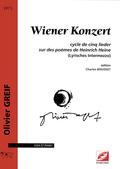 (couverture de Wiener Konzert)